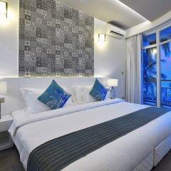 Отель Velana Blu комната для гостей
