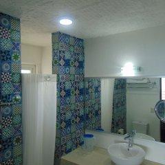 Отель ROSITA Пуэрто-Вальярта ванная