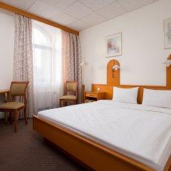 Транс Отель Екатеринбург комната для гостей фото 3