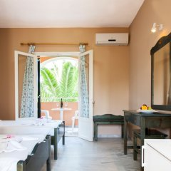 Отель Domenico Hotel Греция, Корфу - отзывы, цены и фото номеров - забронировать отель Domenico Hotel онлайн удобства в номере
