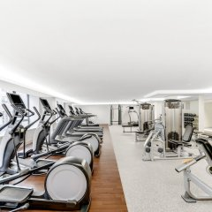 The Madison Washington DC, A Hilton Hotel фитнесс-зал фото 4