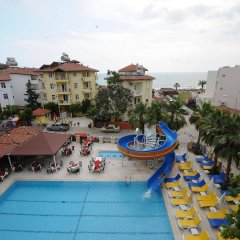 Side Sedef Hotel бассейн фото 2