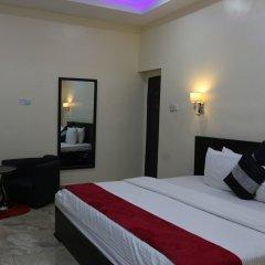 Отель Rosmohr Hotels сейф в номере