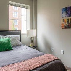 Отель Convenient Apartments Near The Commons США, Колумбус - отзывы, цены и фото номеров - забронировать отель Convenient Apartments Near The Commons онлайн комната для гостей фото 2