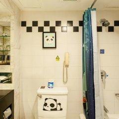 Отель Novotel Beijing Xinqiao Китай, Пекин - 9 отзывов об отеле, цены и фото номеров - забронировать отель Novotel Beijing Xinqiao онлайн ванная