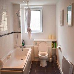 Апартаменты Central 2 Bedroom Modern Apartment ванная