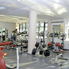 Отель Ricas Болгария, Сливен - отзывы, цены и фото номеров - забронировать отель Ricas онлайн фитнесс-зал