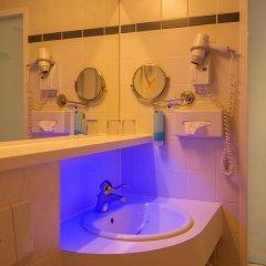 Отель Novalis Dresden Германия, Дрезден - 4 отзыва об отеле, цены и фото номеров - забронировать отель Novalis Dresden онлайн ванная