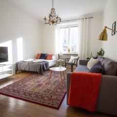 Апартаменты 2ndhomes Helsinki Fabianinkatu Apartment комната для гостей фото 5
