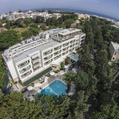 Отель Rodos Park Suites & Spa пляж