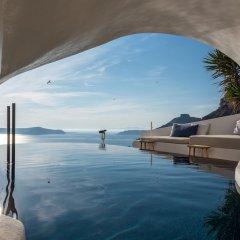 Отель Porto Fira Suites Греция, Остров Санторини - отзывы, цены и фото номеров - забронировать отель Porto Fira Suites онлайн приотельная территория