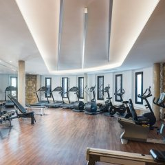 Port Adriano Marina Golf & Spa Hotel фитнесс-зал фото 2