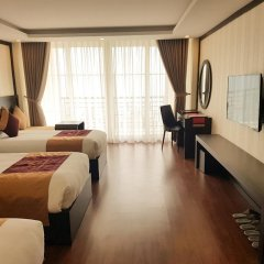 Sapa Diamond Hotel комната для гостей фото 4