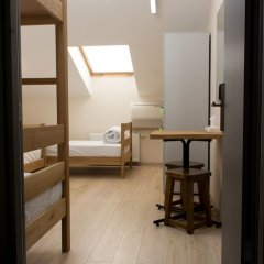 Гостиница Sky Hostel Украина, Киев - отзывы, цены и фото номеров - забронировать гостиницу Sky Hostel онлайн комната для гостей фото 4