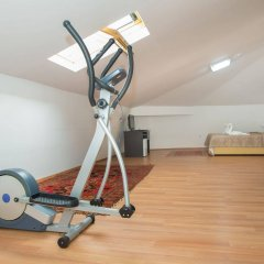 Отель Nemi фитнесс-зал