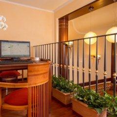 Hotel Ranieri Рим интерьер отеля фото 2