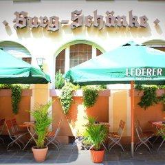 Отель Burghotel Nürnberg Германия, Нюрнберг - отзывы, цены и фото номеров - забронировать отель Burghotel Nürnberg онлайн бассейн фото 2