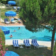 Отель Terme Belsoggiorno Италия, Абано-Терме - отзывы, цены и фото номеров - забронировать отель Terme Belsoggiorno онлайн пляж