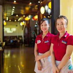 Hai Au Boutique Hotel & Spa интерьер отеля