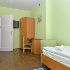 Отель Apartamenty Zielony przy MTP Польша, Познань - отзывы, цены и фото номеров - забронировать отель Apartamenty Zielony przy MTP онлайн удобства в номере