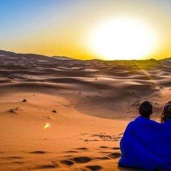 Отель Etoile Sahara Camp Марокко, Мерзуга - отзывы, цены и фото номеров - забронировать отель Etoile Sahara Camp онлайн пляж