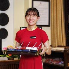Little Hoian Boutique Hotel & Spa Хойан гостиничный бар