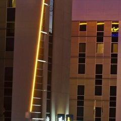 Отель Novotel Suites Mall of the Emirates балкон