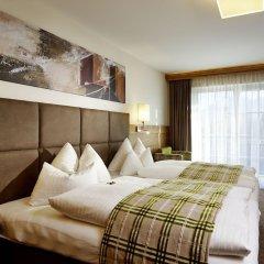 Hotel Garni Melanie комната для гостей фото 4
