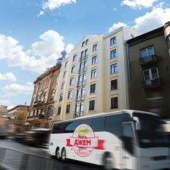 Jam Hotel Lviv Hnatyka городской автобус
