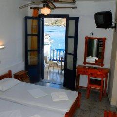 Отель Delfini удобства в номере