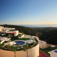 Отель Marbella Luxury Penthouse питание