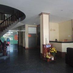 Minh Trang Hotel интерьер отеля