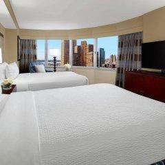 Отель Crowne Plaza Times Square Manhattan США, Нью-Йорк - отзывы, цены и фото номеров - забронировать отель Crowne Plaza Times Square Manhattan онлайн комната для гостей