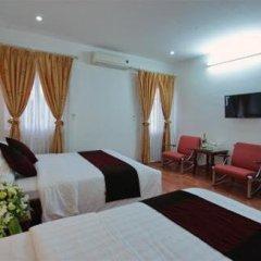 Hanoi White Palace Hotel Ханой комната для гостей фото 5