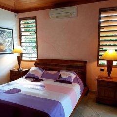 Отель Villa Oramarama - Moorea Французская Полинезия, Папеэте - отзывы, цены и фото номеров - забронировать отель Villa Oramarama - Moorea онлайн комната для гостей фото 2