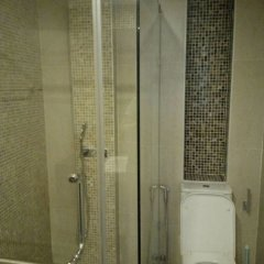 Отель Modernized Condo Seaview Central Pattaya ванная
