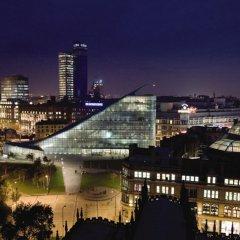 Отель Holiday Inn Express Manchester City Centre Arena городской автобус