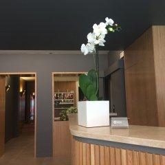 Отель Cityhotel Cristina Италия, Виченца - отзывы, цены и фото номеров - забронировать отель Cityhotel Cristina онлайн интерьер отеля фото 3
