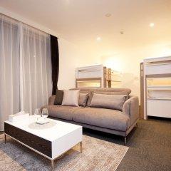 Отель Vicoletto Inn Hakata Sumiyoshi комната для гостей фото 4