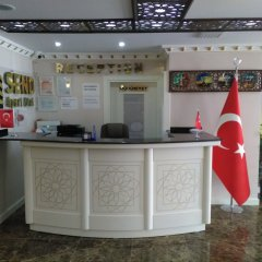 Отель Send Apart Otel интерьер отеля фото 2