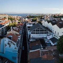 Lisbon Sao Bento Hotel парковка