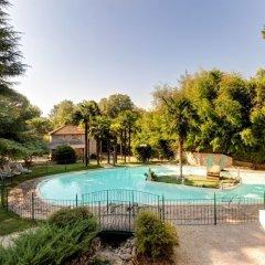 Отель Villa Quiete Монтекассино бассейн фото 3
