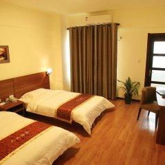 Tiancheng Business Hotel Xian комната для гостей
