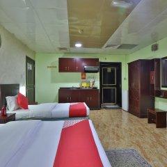 OYO 261 Remas Hotel Apartment Дубай комната для гостей
