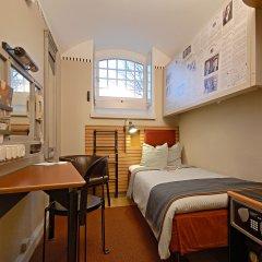 Отель Långholmen Hotell Швеция, Стокгольм - отзывы, цены и фото номеров - забронировать отель Långholmen Hotell онлайн комната для гостей фото 3