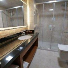 Tuna Hotel Турция, Атакой - отзывы, цены и фото номеров - забронировать отель Tuna Hotel онлайн ванная фото 2