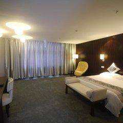 Jiangwan Business Hotel - Wuyuan комната для гостей фото 2