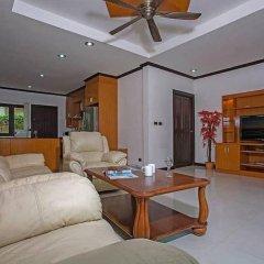 Отель Tranquillo Pool Villa комната для гостей фото 3