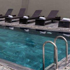 Отель Sol An Bang Beach Resort & Spa бассейн