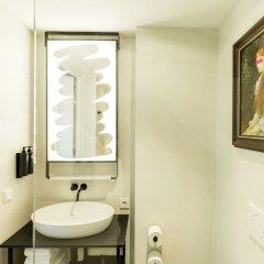 Отель Conscious Hotel Westerpark Нидерланды, Амстердам - отзывы, цены и фото номеров - забронировать отель Conscious Hotel Westerpark онлайн ванная фото 2